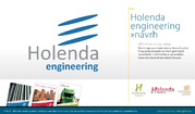 logo Holenda engineering - návrh